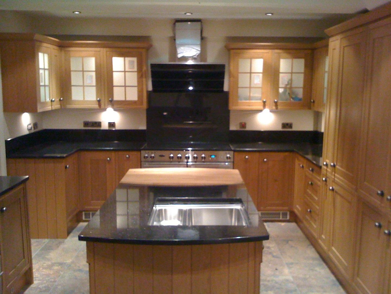 Whit Kitchen Worktops