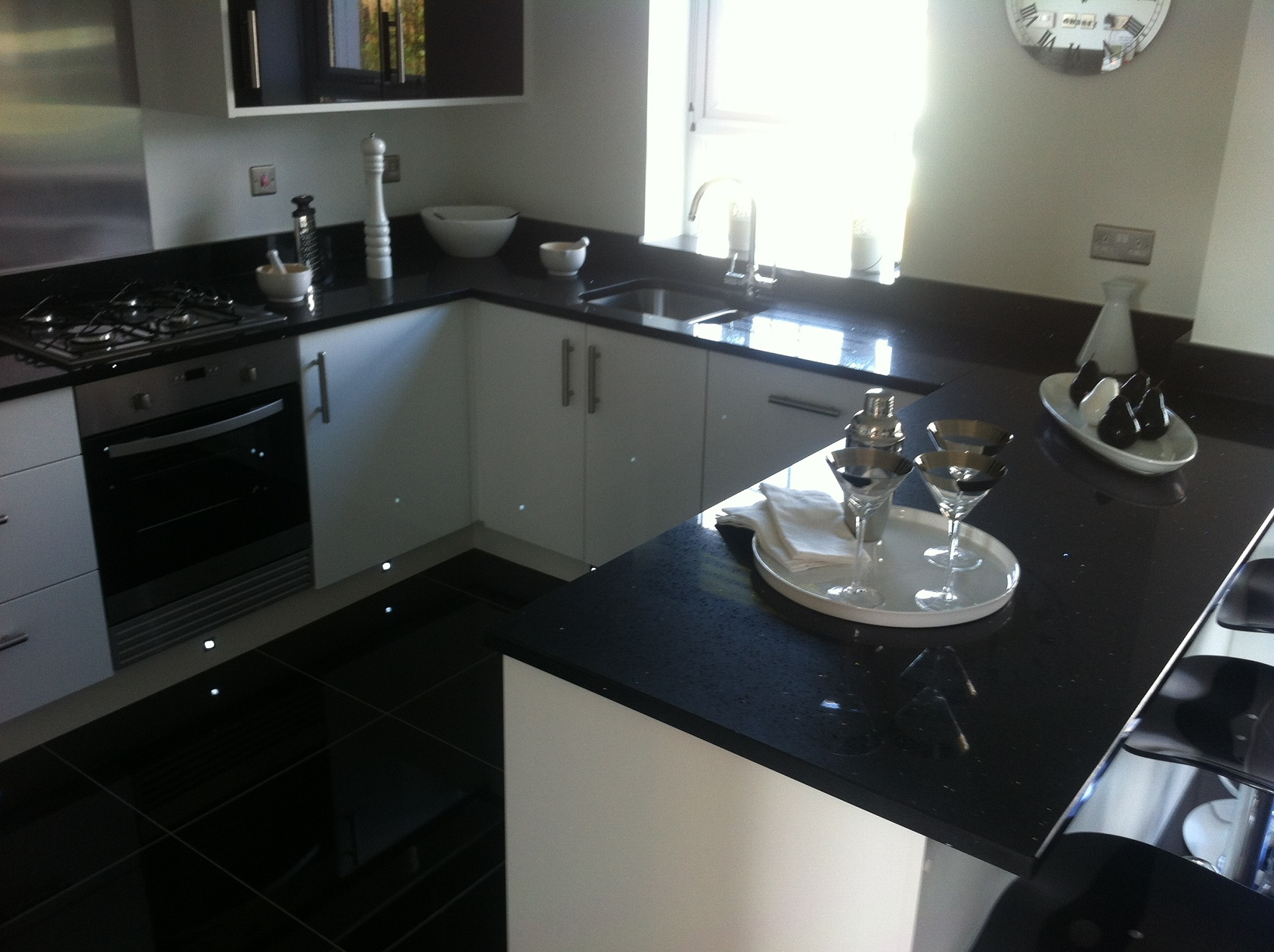 Quartz Kitchen Worktops Leicester