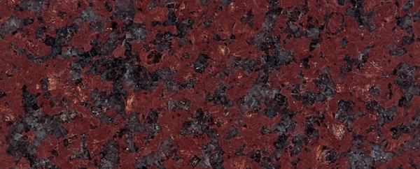 Granite Worktop African Red - oxford