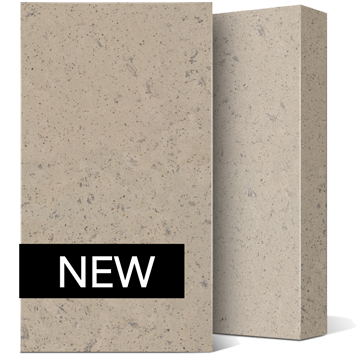 Compac Quartz Beige Concrete - Oxford