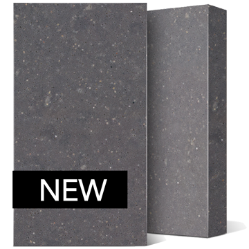 Compac Quartz Dark Concrete - Bingley