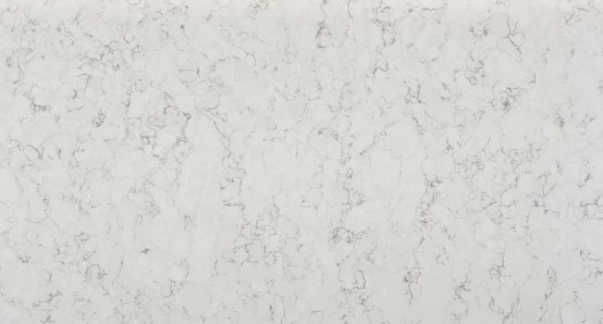 Silestone Quartz - Blanco Orion - Nebula Alpha Series - Leek