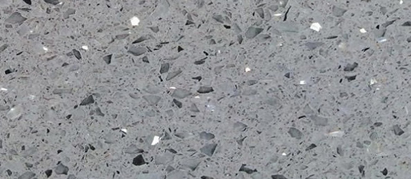 WhitStone Economy Quartz Grey Sparkle - Loughborough